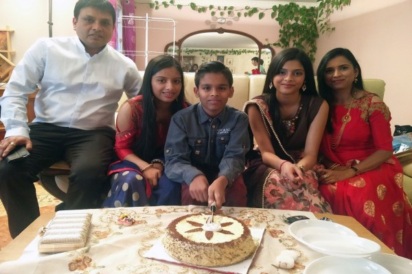 Ritik 13th Birthday -
