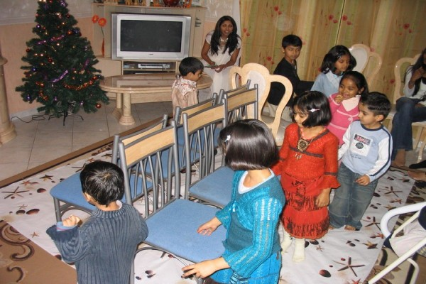 New Year Party - 2005