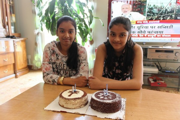 Shivani&Shweta 15th