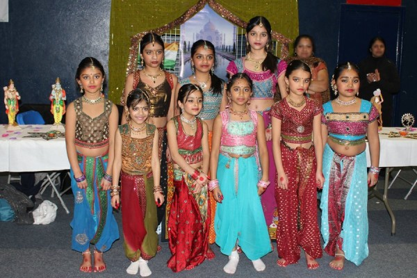 Cultural Program at St