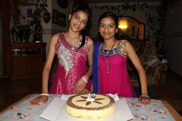 Shivani&Shweta 12th