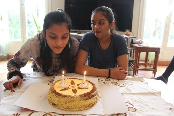 Shivani&Shweta 16th