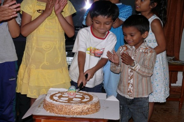 Rajvir 6th Birthday -
