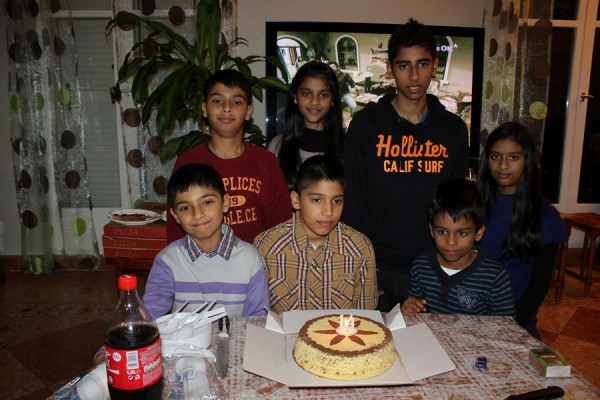 Yashdip 14th Birthday -
