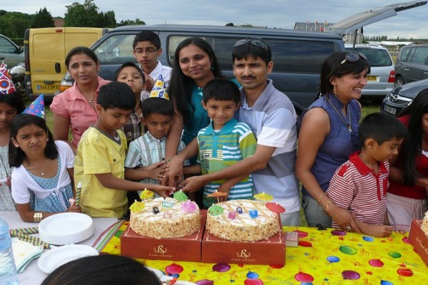 Rajvir 7th Birthday -