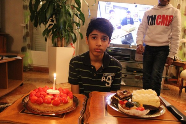 Yashdip 15th Birthday -
