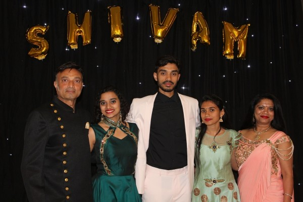 Shivam18th Birthday -