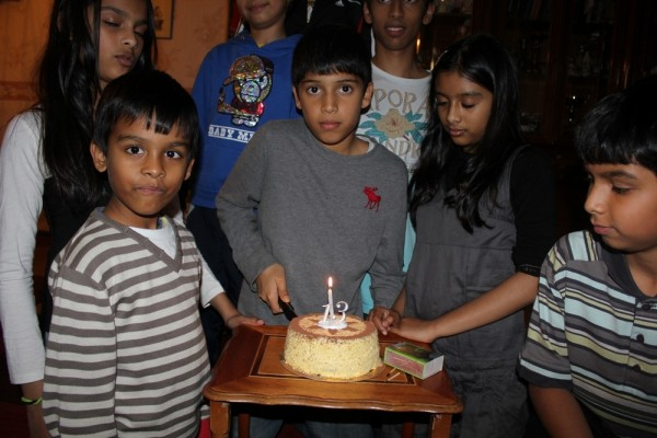 Yashdip 13th Birthday -