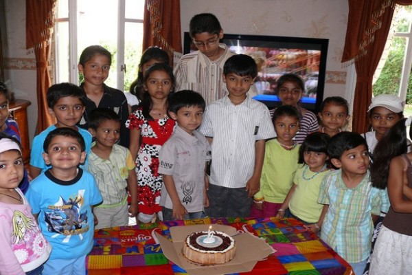 Jayvir 9th Birthday -