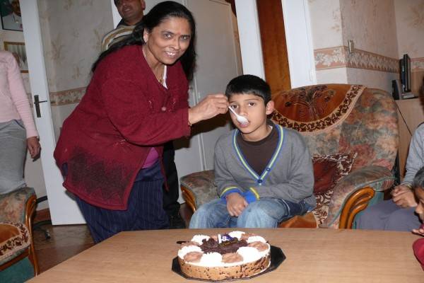Yashdip 12th Birthday -