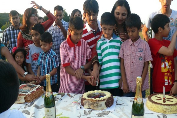 Rajvir 9th Birthday -