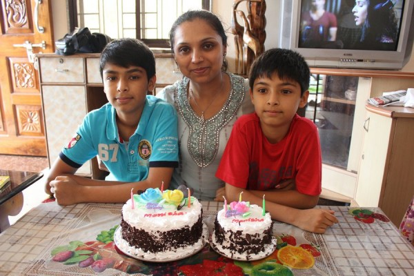 Manisha 34th birthday -