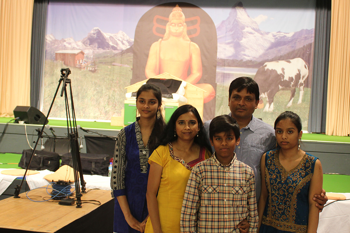 Ramkatha Switzerland Interlaken