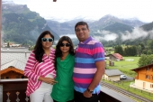 Vijaysinh in Europe 2014 - part1