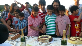 Rajvir 9th Birthday - 2011