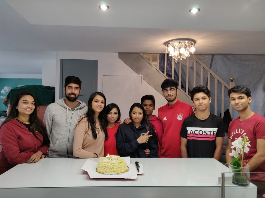 Shivani&Shweta 19th Birthday - 2019