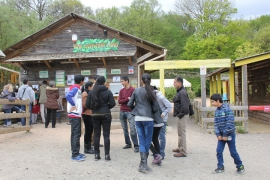 Parc Adventureland - Cergy - 2014