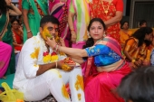 Wedding Pratik&Tanvi - Pithi