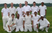 Chantilly CC first friendly match