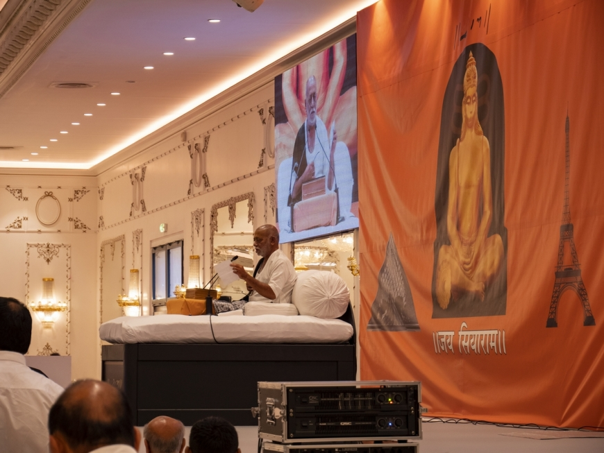 Ramkatha Paris | Shri Morari Bapu | 17-25th Aug 2019
