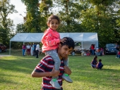 Cricket party at Chantilly - 11th Aug 2019