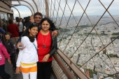 Vijaysinh in Europe 2014 - part3