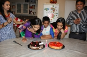 Shivani&Shweta 14th Birthday - 2014