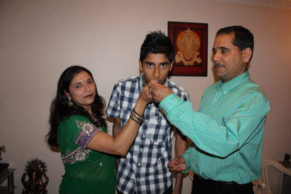 Rajdip 18th Birthday -