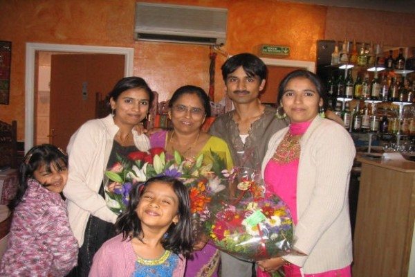 Maman 56th Birthday -