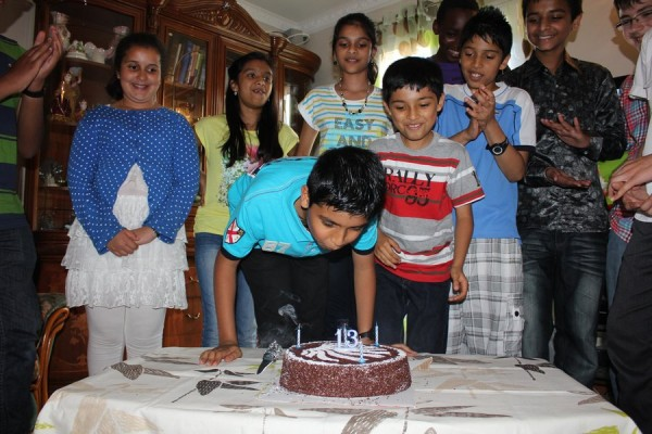 Jayvir 13th Birthday -