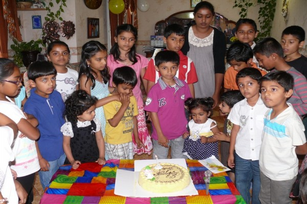 Rajvir 8th Birthday -