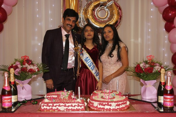 Janvi 18th Birthday -