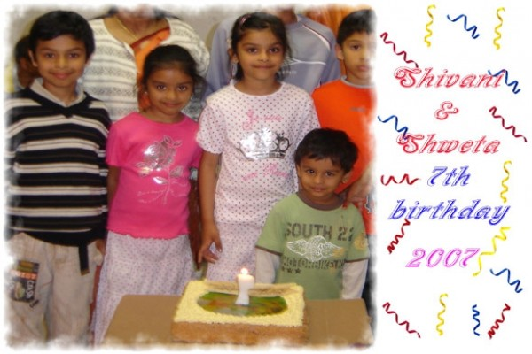 Shivani&Shweta 7th