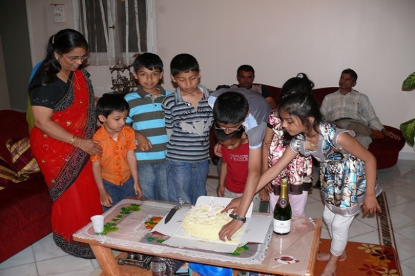 Rajdip 14th Birthday -