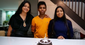 Ritik 15th Birthday - 2019