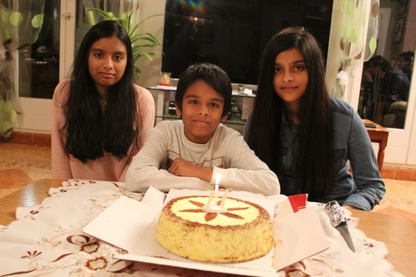 Ritik 9th Birthday - 2015