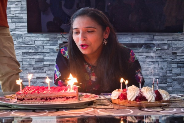 Bhavnaba 49th Birthday -