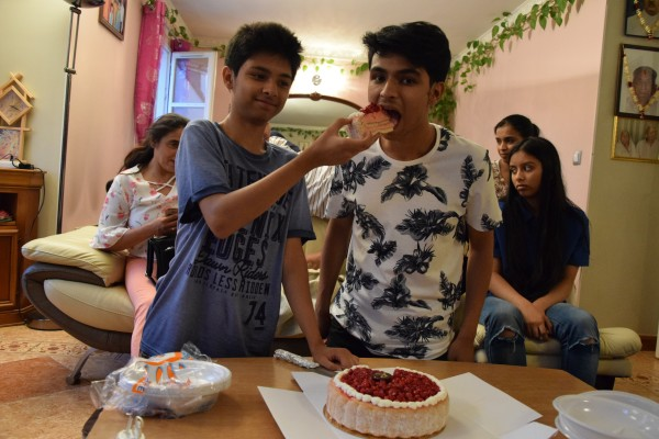 Jayvir 18th Birthday -