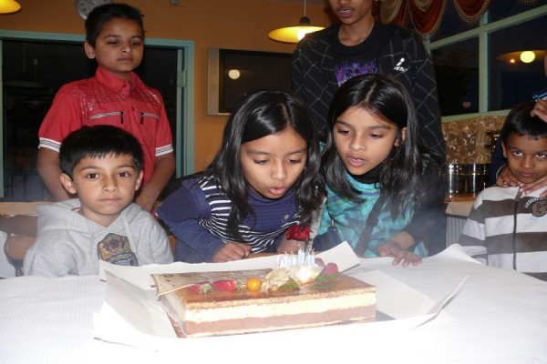 Shivani&Shweta 10th